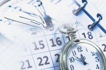 dagen en tijden