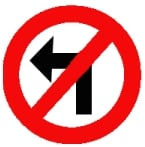 No_left_turn