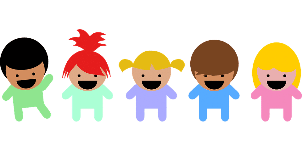 specifieke doelgroepen kinderen