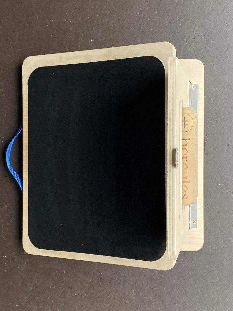 Rubberen slant board 3